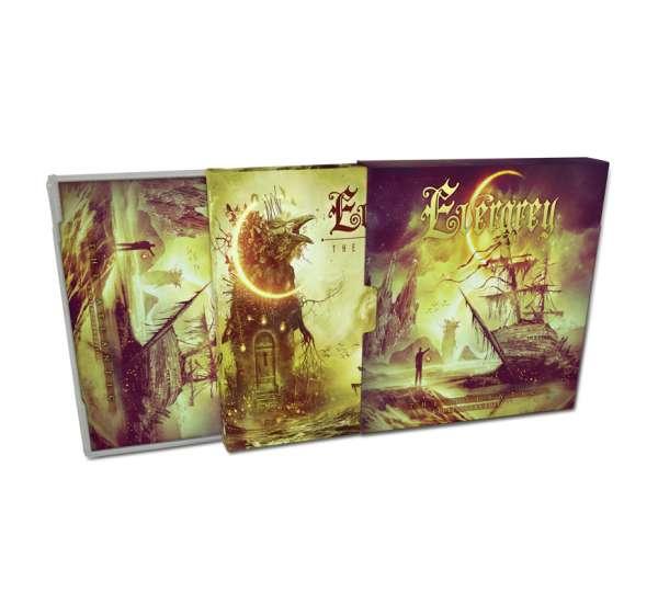 EVERGREY - The Atlantic: A Collectors Edition - 2-CD-Set (Digipak + Live-EP)