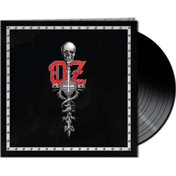 OZ - Transition State - Ltd. Gtf. Black Vinyl