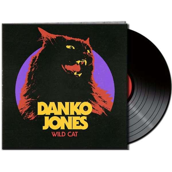 DANKO JONES - Wild Cat - Ltd. Gtf. Black Vinyl