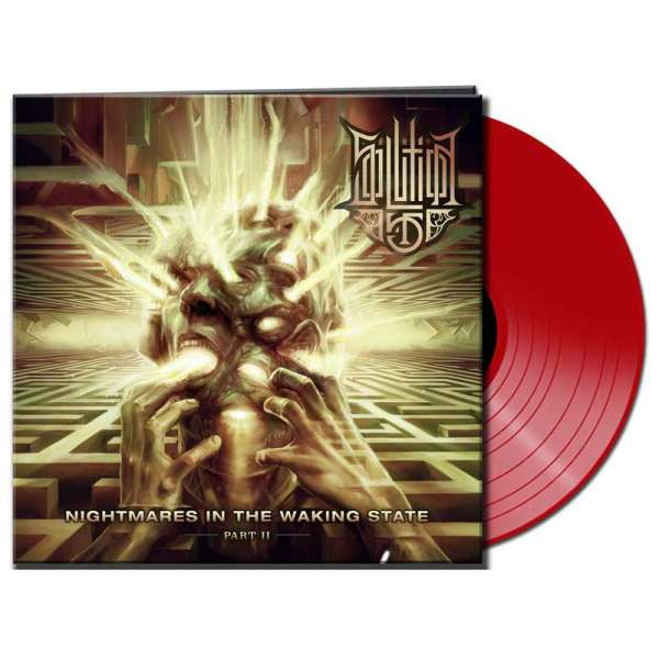 Solution .45 - Nightmares In The Waking State-Part II - Ltd. Gtf. Red Vinyl