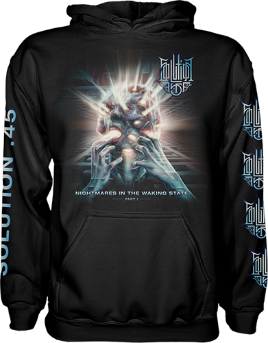 SOLUTION .45 - Nightmares In The Waking State - Part I - Hoodie (Gr. M)