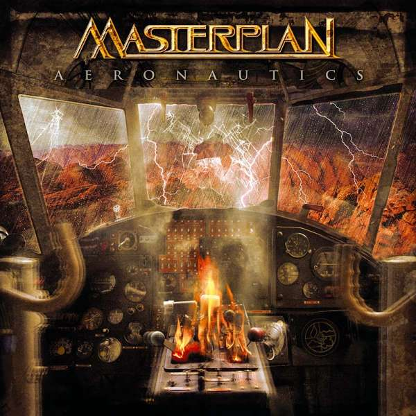 MASTERPLAN - Aeronautics - CD Jewelcase