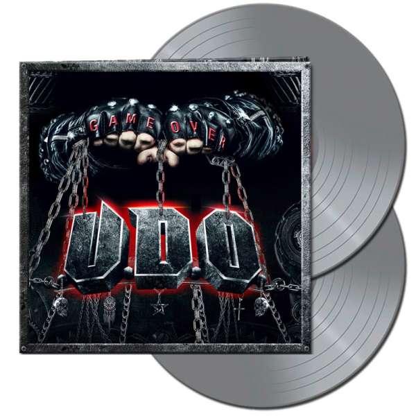 U.D.O. - Game Over - Gatefold SILVER 2-LP
