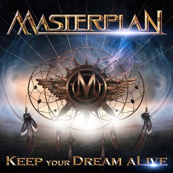 Masterplan - Keep Your Dream aLive - CD/Blu-ray