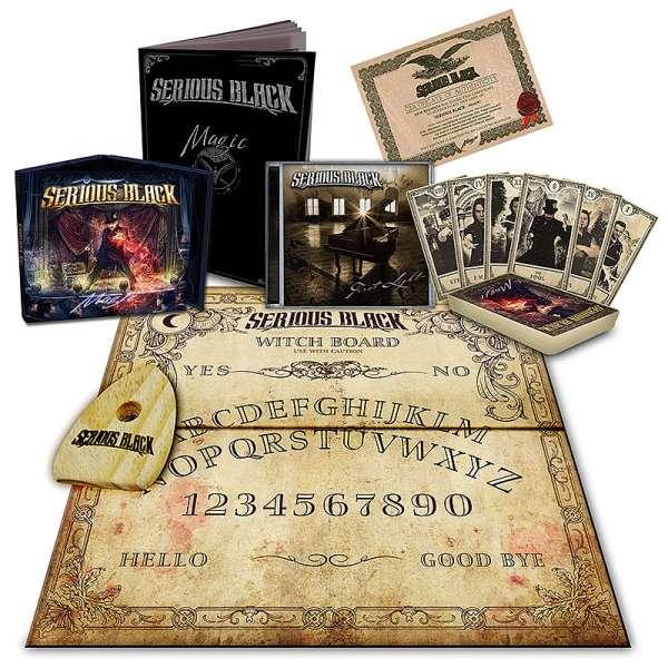 Serious Black - Magic - Ltd. Boxset