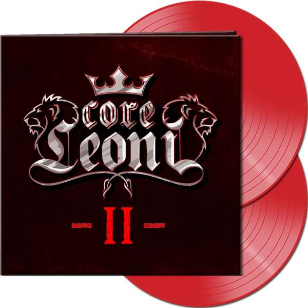 CORELEONI - II - Ltd. Gatefold RED 2-LP