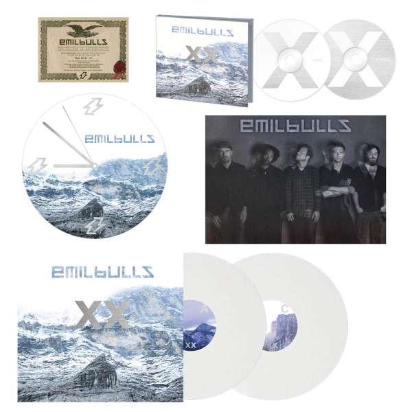EMIL BULLS - XX - Ltd. Boxset