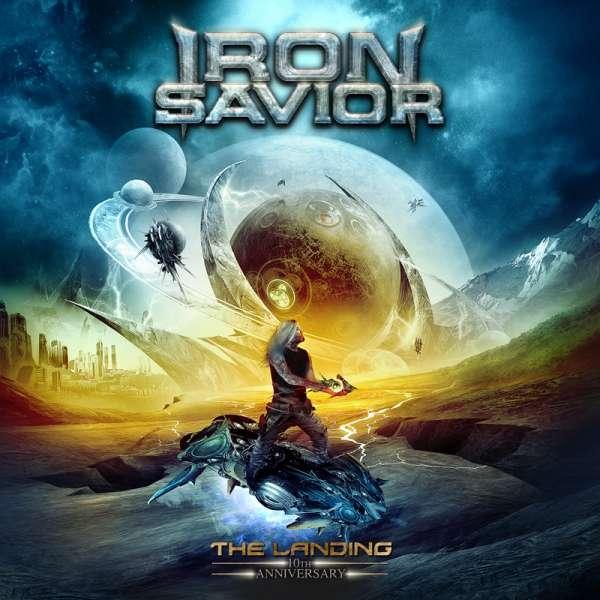 IRON SAVIOR - The Landing (10th Anniversary Edition) - CD Jewelcase