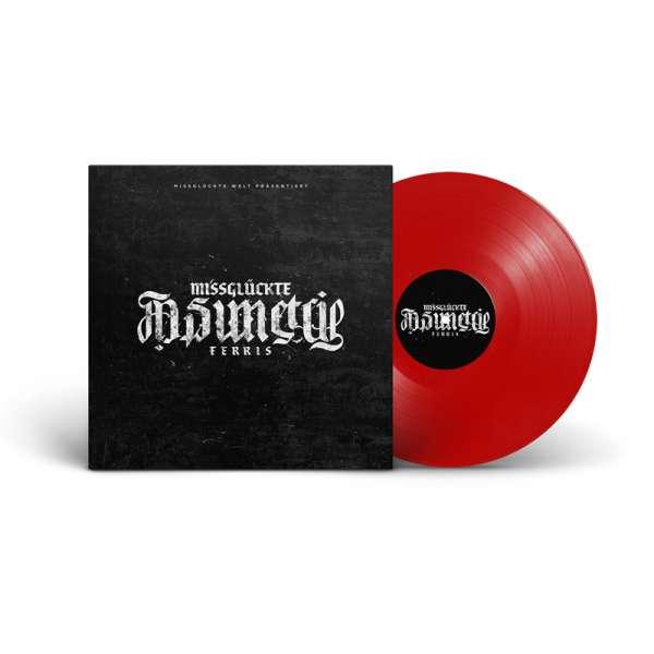 FERRIS - Missglückte Asimetrie - Ltd. RED Vinyl