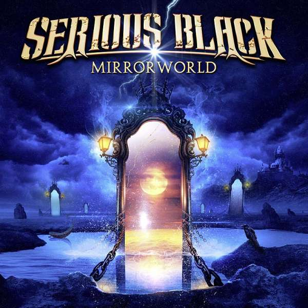 Serious Black - Mirrorworld - Ltd. CD Digipak