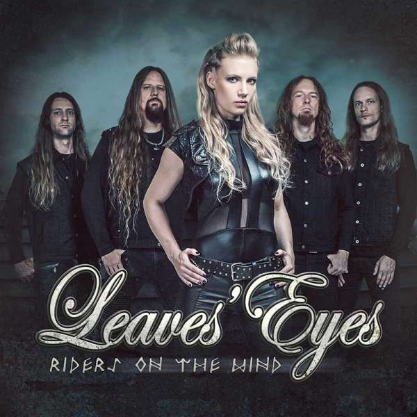 LEAVES' EYES - Riders On The Wind - 3-Track CD-Single