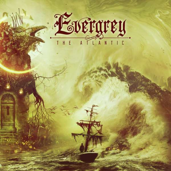 EVERGREY - The Atlantic - Digipak CD