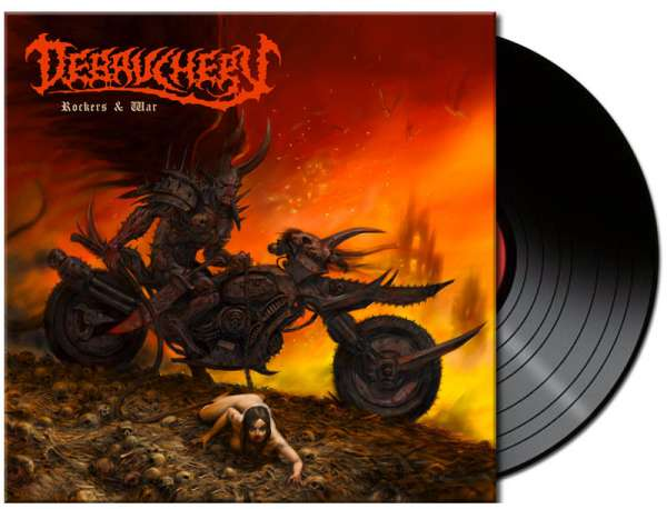 DEBAUCHERY - Rockers And War (LP)
