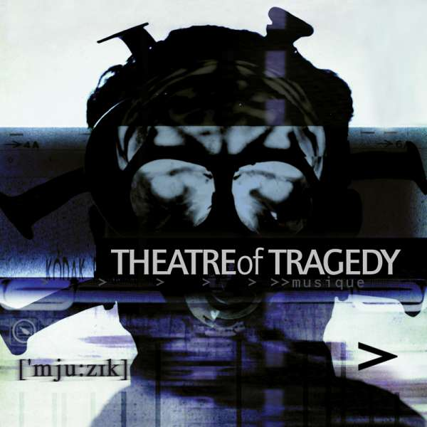 THEATRE OF TRAGEDY - Musique (20th Anniversary Edition) - 2-CD Digipak