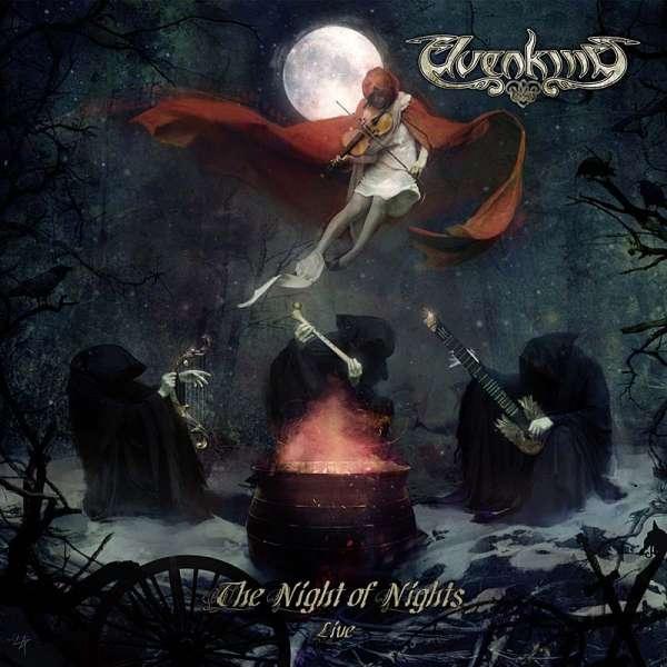 ELVENKING - The Night Of Nights - Live - 2CD+DVD Digipak