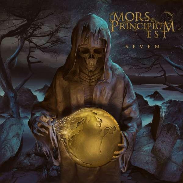 MORS PRINCIPIUM EST - Seven - Digipak-CD