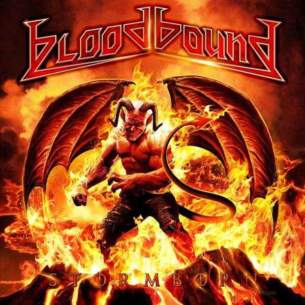 BLOODBOUND - Stormborn (CD-Digipak)