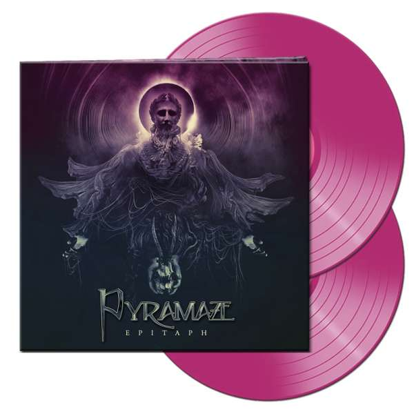 PYRAMAZE - Epitaph - Ltd. Gatefold TRANSPARENT VIOLET 2-LP