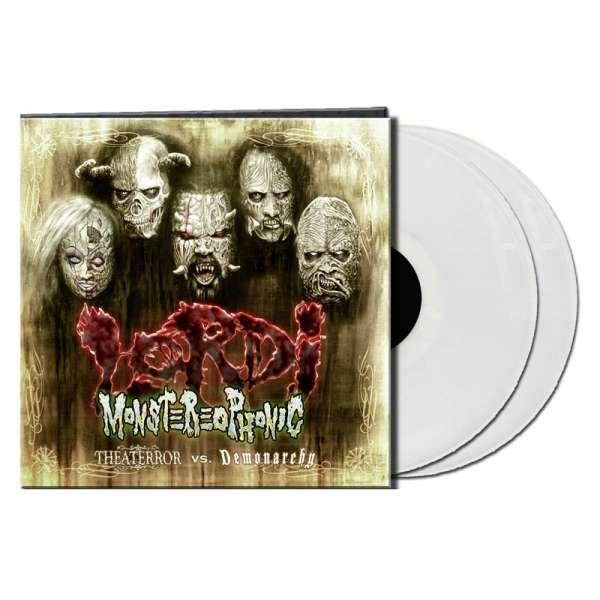 Lordi - Monstereophonic (Theaterror vs. Demonarchy) - Ltd. Gtf. Clear 2-Vinyl