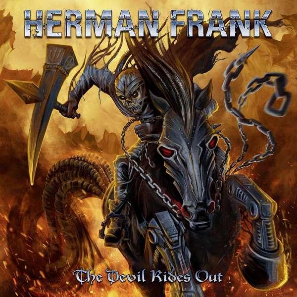 Herman Frank - The Devil Rides Out - Ltd. CD Digipak