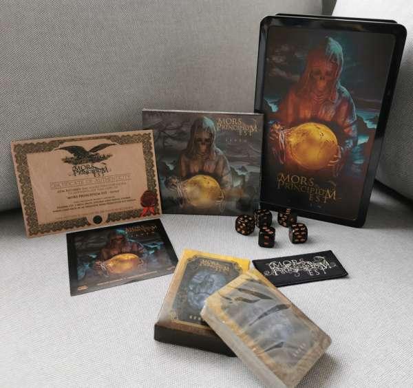 MORS PRINCIPIUM EST - Seven - Ltd. Boxset