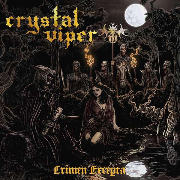 CRYSTAL VIPER - Crimen Excepta - CD