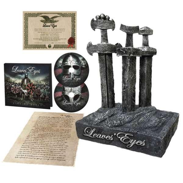 LEAVES' EYES - King Of Kings - Ltd. Fanbox