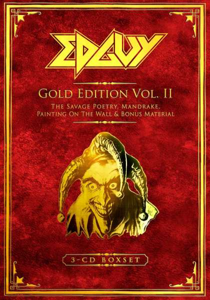 EDGUY - Gold Edition Vol. II