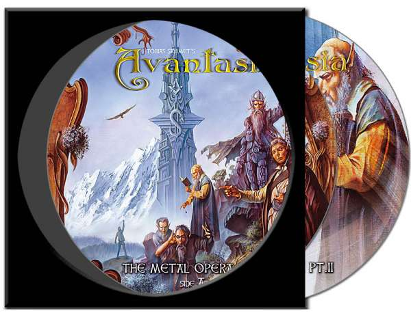 AVANTASIA - The Metal Opera Pt.II (Ltd.Picture Doppel LP/180g)