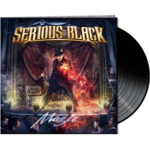 Serious Black - Magic - Ltd. Gtf. Black Vinyl