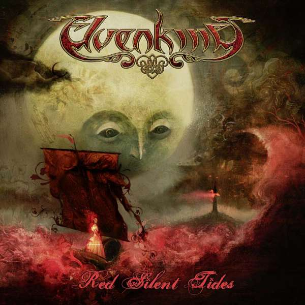 ELVENKING - Red Silent Tides (Ltd. Digipak)