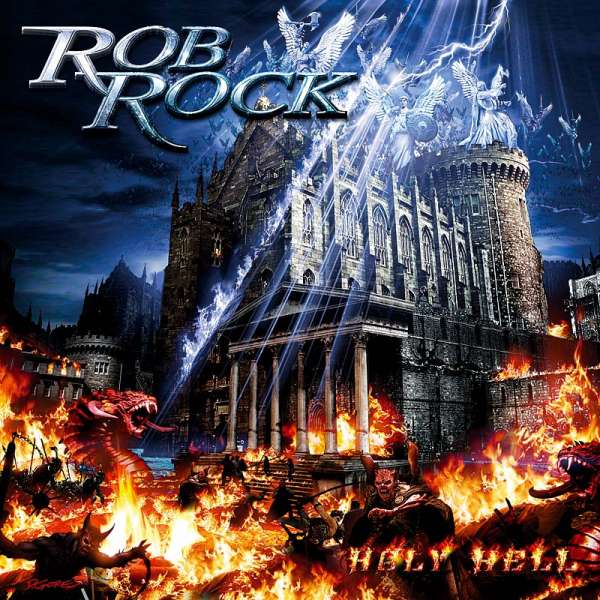 ROB ROCK - Holy Hell - CD