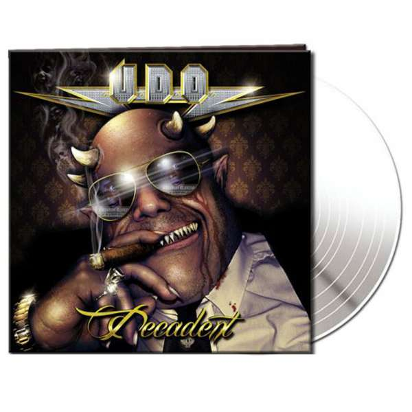 U.D.O. - Decadent - Ltd.Gatefold/Clear Vinyl/180 Gramm