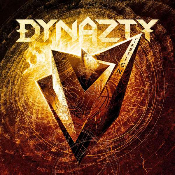 DYNAZTY - Firesign - CD Jewelcase