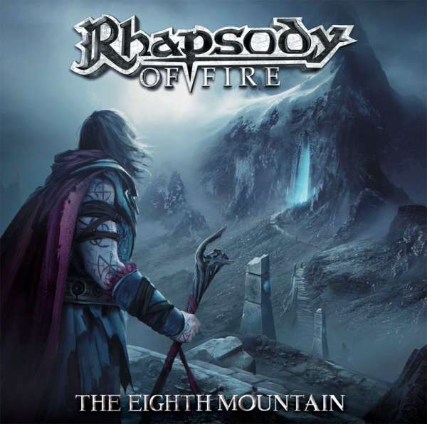 RHAPSODY OF FIRE - The Eighth Mountain - Digipak CD