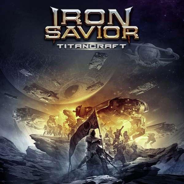 Iron Savior - Titancraft - CD Jewelcase
