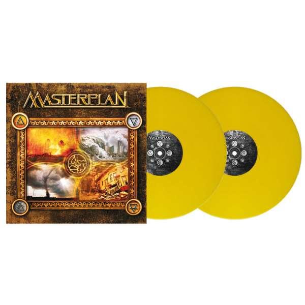 MASTERPLAN - Masterplan - Ltd. Gtf. Clear-Orange 2-Vinyl Re-Release