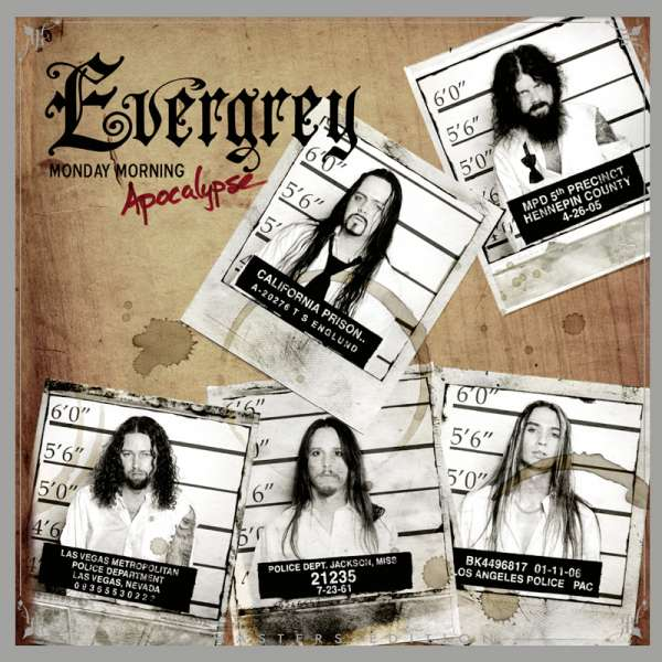 EVERGREY - Monday Morning Apocalypse (Remasters Edition) - Digipak CD