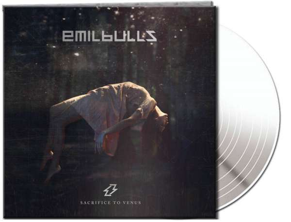 Emil Bulls - Sacrifice To Venus (Ltd.Gatefold/Clear Vinyl)