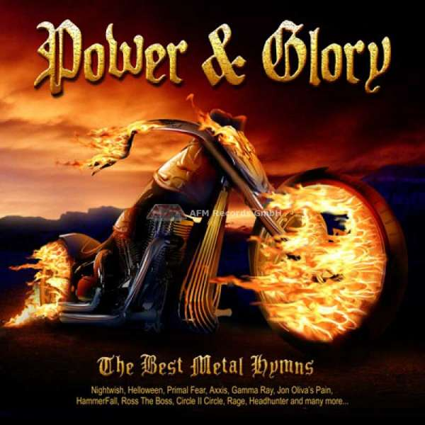 VARIOUS ARTISTS - Power & Glory