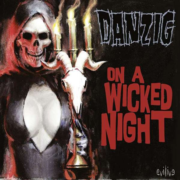 "DANZIG - On A Wicked Night (Ltd. 7"" Vinyl)"