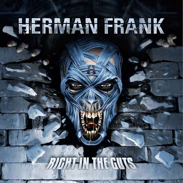 HERMAN FRANK - Right In The Guts (Re-Release) - CD Jewelcase