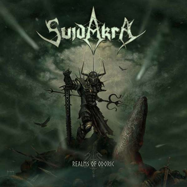 SUIDAKRA – Realms Of Odoric - CD Digipak