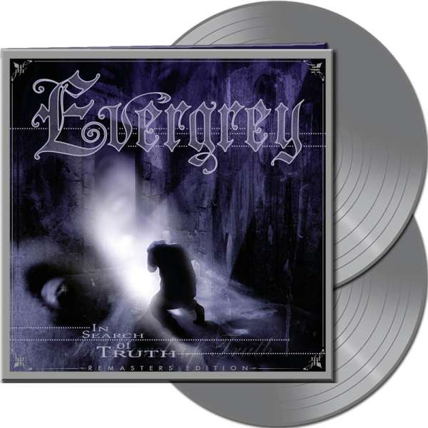 EVERGREY - In Search Of Truth (Remasters Edition) - Ltd.Gtf.SILVER 2-LP