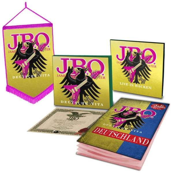 J.B.O. - Deutsche Vita - Ltd. Boxset