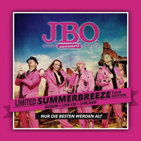 J.B.O. - Nur Die Besten Werden Alt - Tour Edition - 2-CD/DVD